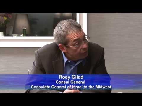 Consul General of Israel Roey Gilad