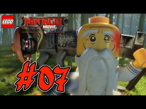 THE LEGO NINJAGO MOVIE VIDEOGAME GAMEPLAY #07 DEUTSCH 🐉 Sensei Wu & Lord Garmadon | EgoWhity