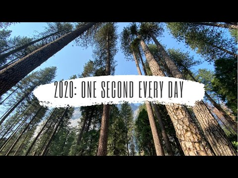 2020  - one second every day