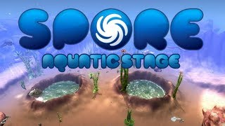 Spore - Aquatic Stage Trailer [fan-made]