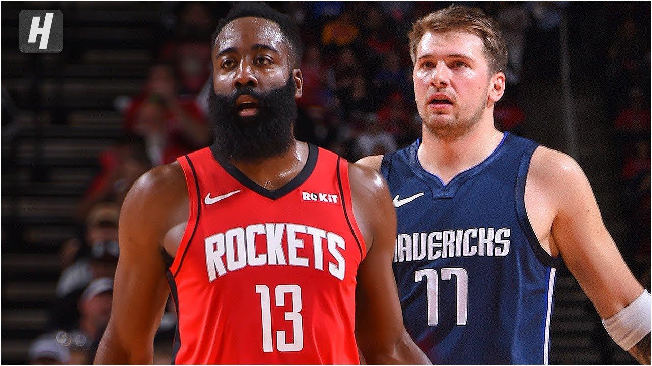 Dallas Mavericks Vs Houston Rockets Full Game Highlights