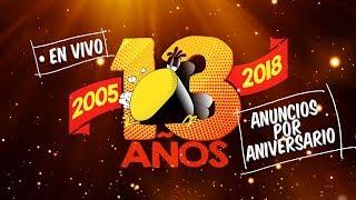 EL CUERVITO FUMANCHU 13 AÑOS - Anuncios de aniversario thumbnail