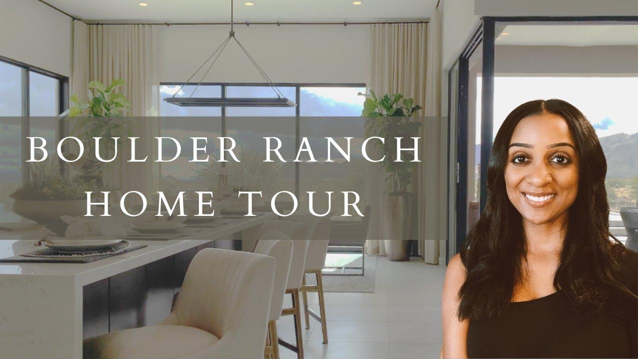 Boulder Ranch Home Tour - Scottsdale, AZ