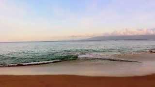Kaanapali Beach Early Morning, Maui