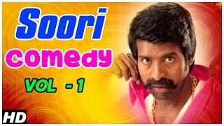 Soori Comedy Scenes   Vol 1   Sivakarthikeyan   Vishnu Vishal   Jiiva   Robo Shankar   Sathyaraj