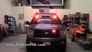 2014 Ford F-150 Undercover Fireman POV Install