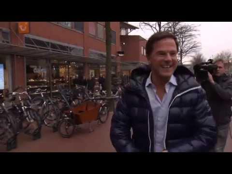 Politieke Junkies - Mark Rutte: Groeten thuis!