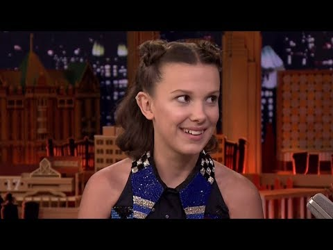 Millie Bobby Brown Does SPOT-ON Kardashian Impression & They