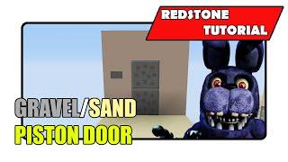 Cool Gravel/Sand Door (Minecraft Xbox TU24/CU12/PlayStation CL1.16)