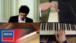 Benjamin Grosvenor: Dances - JS Bach: Gigue from Partita No.4 in D