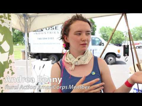 Zero Waste at Nelsonville Music Festival 2013