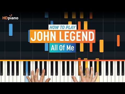 How To Play All Of Me By John End
