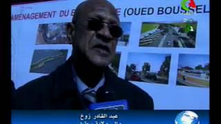 Algerie,Setif, ville sans paraboles.
