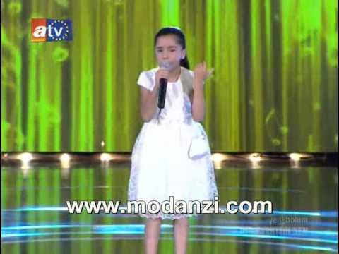 Bir Şarkısın Sen 11.08.2012 | Mukaddes Bahçeci - Vanlıyam Şanlıyam - Toycular | www.modanzi.com.tr