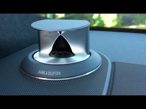 Audi Q7 Bang & Olufsen Sound Check