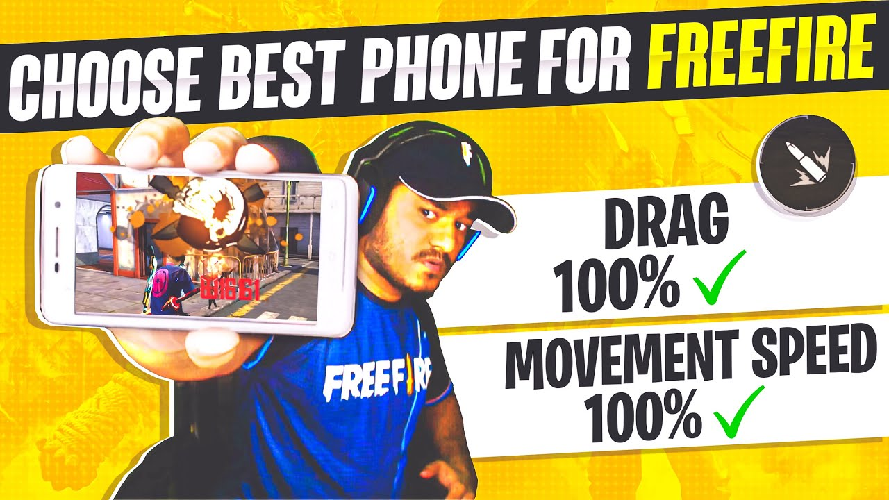 How To Choose Phone For Free Fire🤔