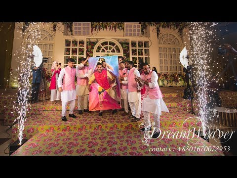 Wedding Cinematography by Dream Weaver :: Riya & Tareq Holud