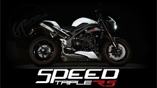 Triumph Speed Triple RS rider review