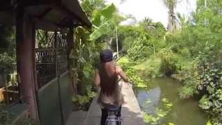 Jungle in Bangkok bicycle trip
