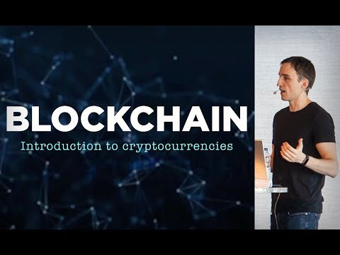 Blockchain & The Crypto Revolution - Tony Aube at WAQ18