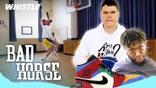 Nate Robinson Vs. MaxIsNicee HORSE! | Loser Has To Give Up Their SNEAKERS! 😳