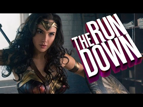 Optimistic About Wonder Woman - EP Daily Rundown for October 13, 2016