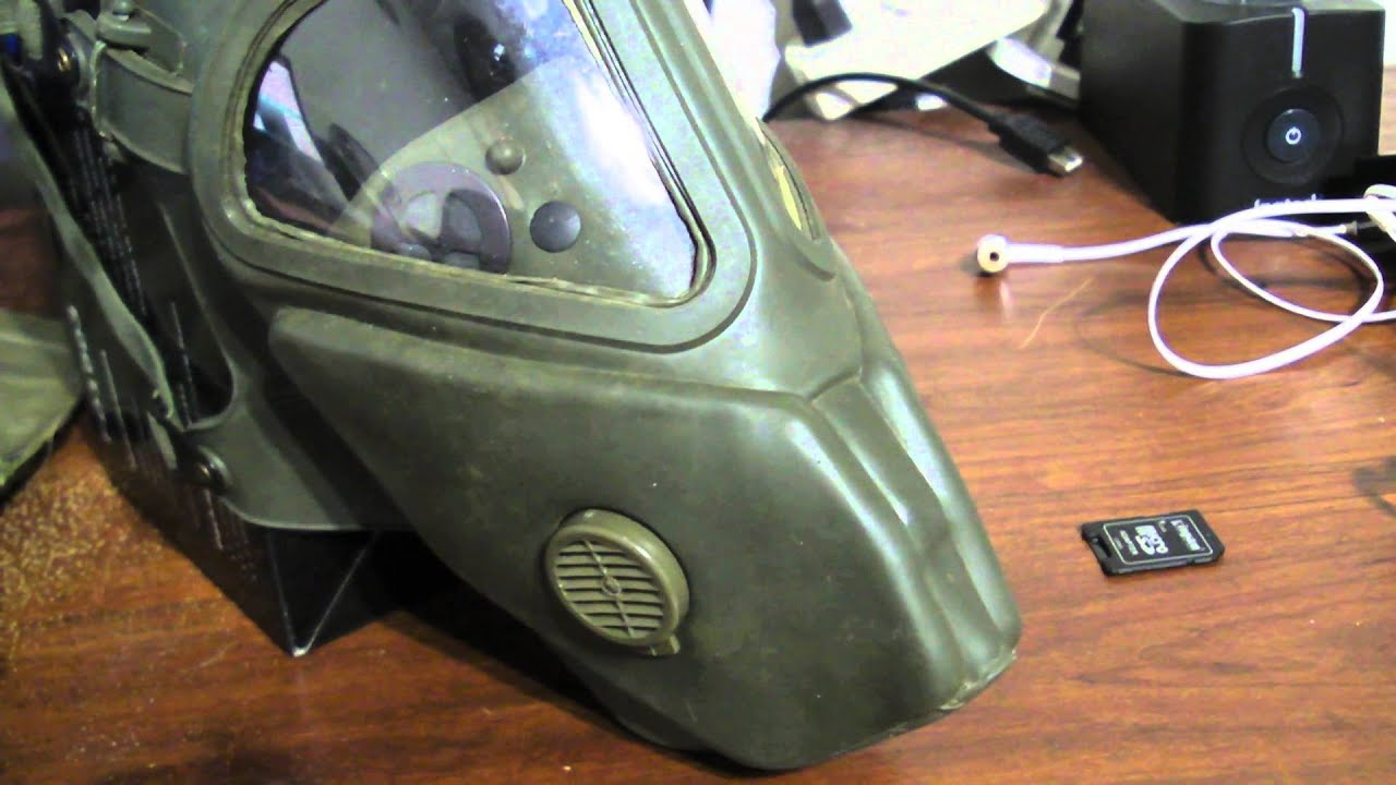 XM-28 Gas mask for sale - YouTube