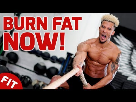 FAT-BURNING CIRCUIT CHALLENGE - TRY IT!