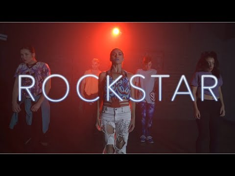 Post Malone - Rockstar ft. 21 Savage | Alyson Stoner