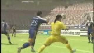 FIFA Soccer 2005 trailer