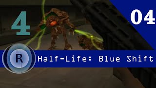 Half-Life: Blue Shift Gameplay - Part 4 | Way To Miss Every Shot!