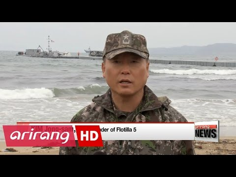 Largest ever S. Korea-U.S. military logistics drills take place in Pohang