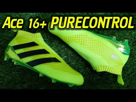 Adidas ACE 16+ PURECONTROL (Speed of Light Pack) - Review + On Feet