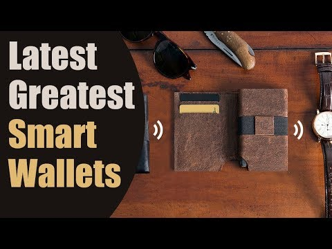 Top 5 New Wallet Designs For These Modern Times