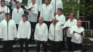 00058 DZIEDONIS koru konkursa finālā 30.06.2018