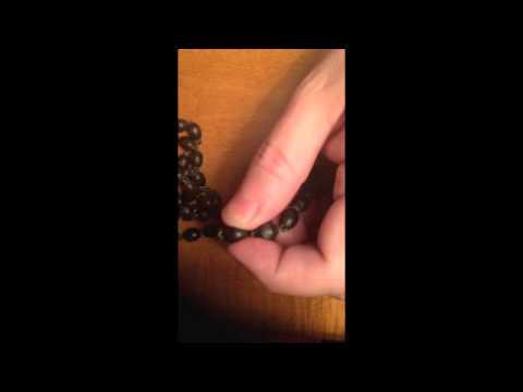 ASMR Whispering Rosary in Latin
