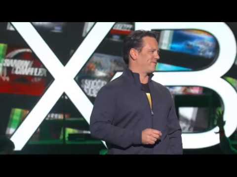 Xbox 360 Backwards Compatibility Demo at E3 2015