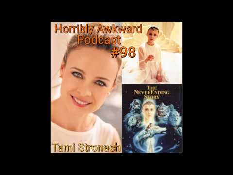 98  with Tami Stronach The Childlike Empress The NeverEnding Story