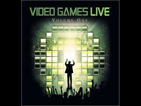 Halo Suite - Video Games Live Vol. 1 [music]