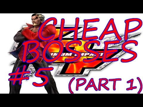 Cheap Bosses #5 King of fighter Maximum Impact Part 1