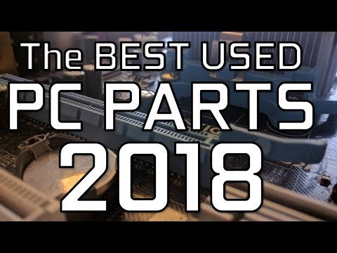 BEST Used PC Parts: UK, US, Europe, Asia (For everyone)