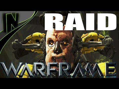 Warframe Raid Elmagyarázva (Law Of Retribution)