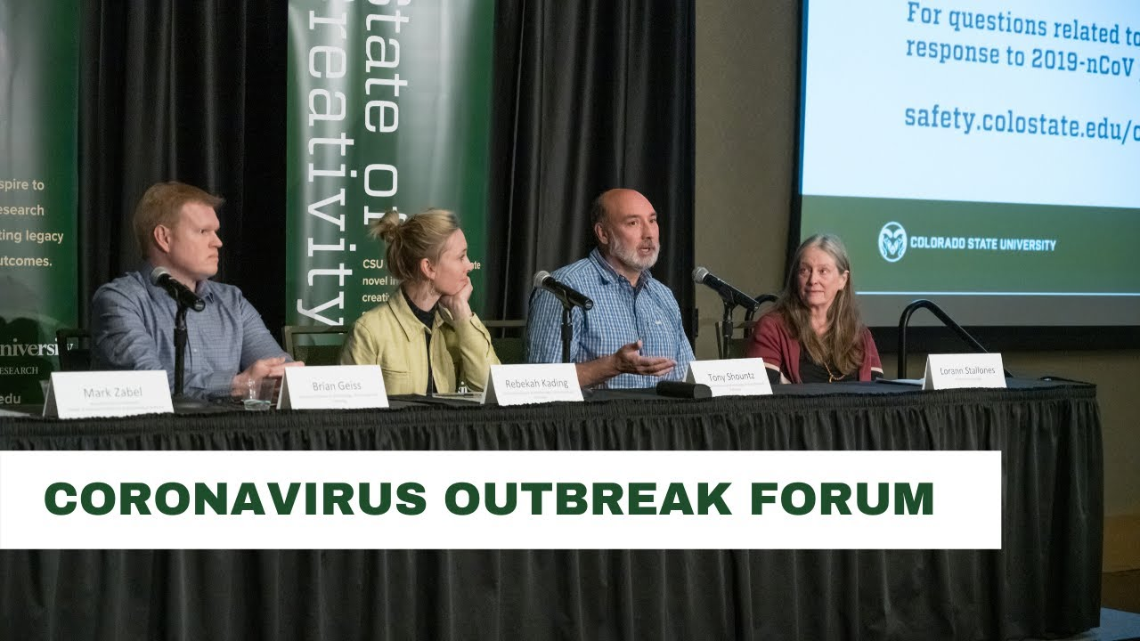 Latest COVID-19 Research at Colorado State University