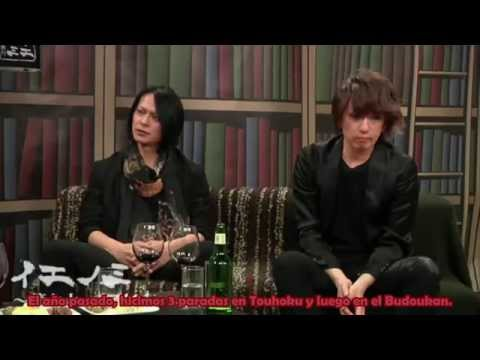 Nishikawa Takanori no IENOMI!! ~71~ BUCK-TICK (Subtitulos en español)