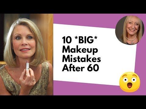 10 Makeup Tips for Fabulous Older Women - 동영상