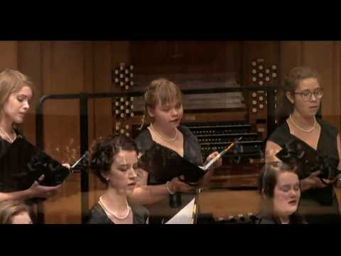 O Magnum Mysterium - (Santiago Veros) - CANTALA, Lawrence University Women's Choir