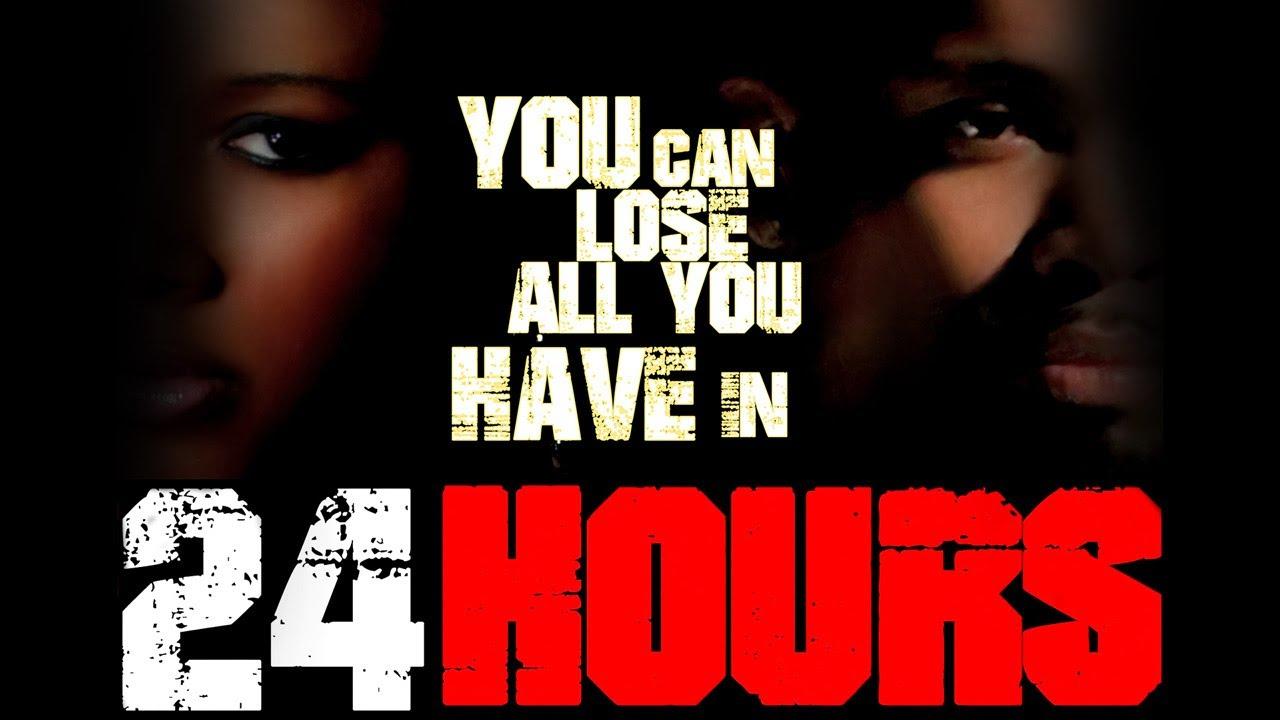Download 24 Hours (2014)   Full Movie   Leonardo Black   Tone Capone   Nelson J. Davis