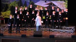2013 07 14 11 Chor 1 Alpenländische Lieder