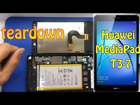 Huawei BG2-U01 (MediaPad T3 7) تفكيك تابلت هواوي العنيد