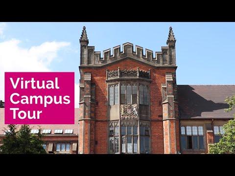 Newcastle University Virtual Campus Tour